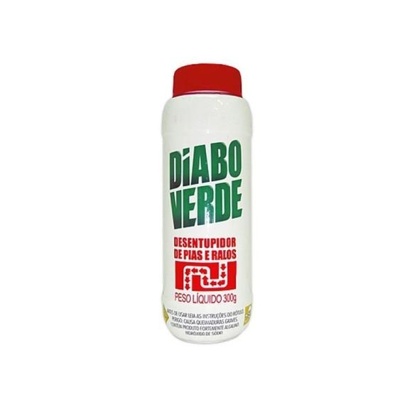 DIABO VERDE GRANULADO 300G
