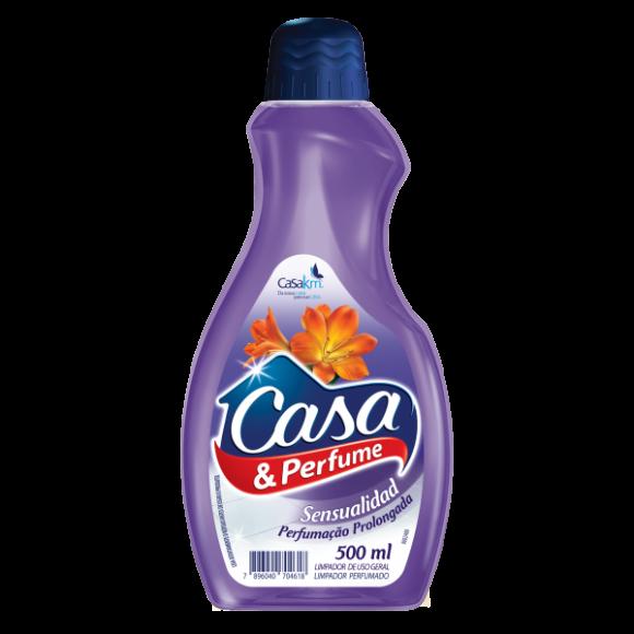 CASA E PERFUME SENSUALIDADE 500ML
