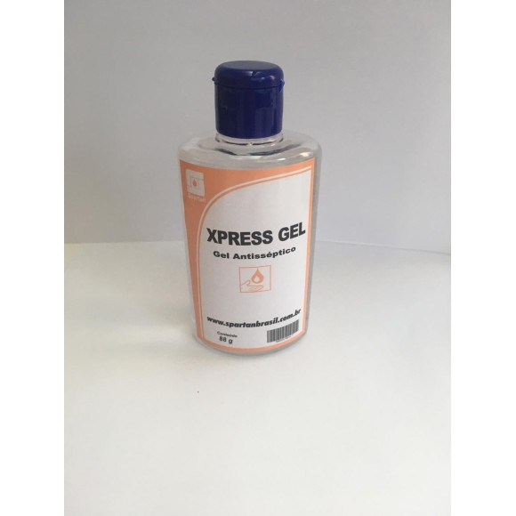 GEL XPRESS ANTISSEPTICO SPARTAN 90ML